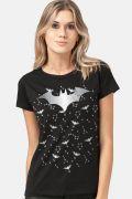 Camiseta Feminina Batman Astrology