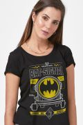 Camiseta Feminina Batman Bat-Sinal