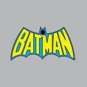 Camiseta Feminina Batman Logo 60's