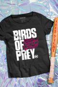 Camiseta Feminina Birds of Prey Logo - Aves de Rapina
