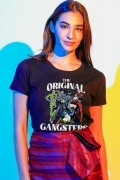 Camiseta Feminina Coringa The Original Gangsters