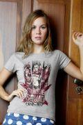 Camiseta Feminina Esquadrão Suicida We Trust