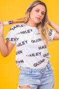 Camiseta Feminina Birds of Prey Like a Harley Quinn - Aves de Rapina