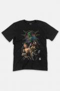 Camiseta Feminina Liga da Justiça Snyder Cut - Caçador de Marte