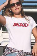 Camiseta Feminina MAD Logo 2