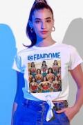 Camiseta Feminina Nozinho Fandome Mulher Maravilha