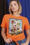 Camiseta Feminina Nozinho Harley Quinn