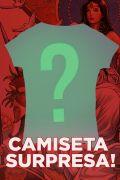 Camiseta Feminina SURPRESA DC Comics