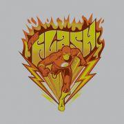 Camiseta Feminina The Flash Fire 2