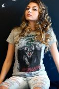 Camiseta Feminina The Joker A Piada Mortal