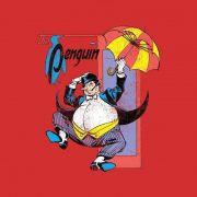 Camiseta Feminina The Penguin Umbrella