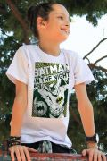 Camiseta Infantil Batman In the Night