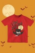 Camiseta Infantil Batman Milk