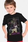 Camiseta Infantil Fandome Coringa