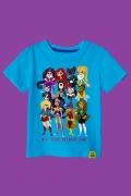 Camiseta Infantil Not Your Average Girl