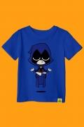 Camiseta Infantil Ravena Meditando