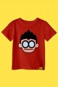 Camiseta Infantil Robin Olhões