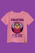 Camiseta Infantil Starfire Is The Name