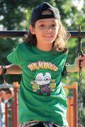 Camiseta Infantil Coringa