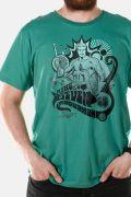 Camiseta Masculina Aquaman The King Of Seas
