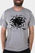 Camiseta Masculina Batman 75 Anos Bats 2