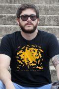 Camiseta Masculina Batman 75 Anos Bats