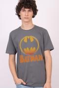 Camiseta Masculina Batman Bat-Sinal