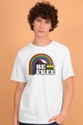 Camiseta Masculina Batman Be Free