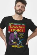 Camiseta Masculina Batman Capa Coringa