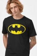 Camiseta Masculina Batman Logo Clássico