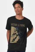 Camiseta Masculina Batman O Mundo França