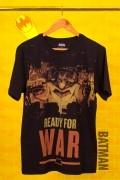 Camiseta Masculina Batman Ready for War