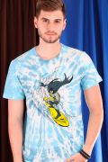 Camiseta Masculina Batman Surf