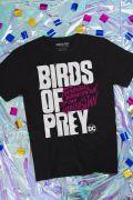 Camiseta Masculina Birds of Prey Logo