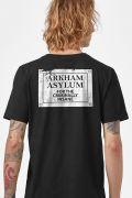 Camiseta Masculina Coringa Asilo Arkham