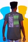Camiseta Masculina Coringa Extremely Dangerous