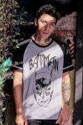 Camiseta Masculina DC Batman Dark Alley