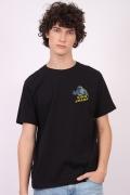 Camiseta Masculina Esquadrão Suicida King Shark Danger