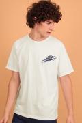Camiseta Masculina Esquadrão Suicida King Shark Island