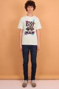 Camiseta Masculina Esquadrão Suicida Polkadot Man
