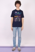 Camiseta Masculina Esquadrão Suicida Starro vs Squad