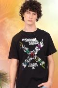 Camiseta Masculina Esquadrão Suicida Task Force X