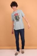 Camiseta Masculina Esquadrão Suicida The King