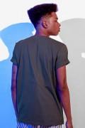 Camiseta Masculina Fandome HQ P&B