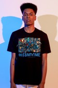 Camiseta Masculina Fandome Jim Lee Liga da Justiça