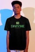 Camiseta Masculina Fandome Logo Coringa