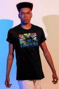 Camiseta Masculina Fandome Trindade Clássica