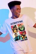 Camiseta Masculina Fandome We Rise Together