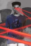 Camiseta Masculina Liga da Justiça Darkseid vs Liga