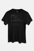 Camiseta Masculina Liga da Justiça Snyder Cut - Logo Zack